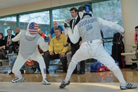 En Garde! Artisan Founder Jamie Douraghy on Fencing and Entrepreneurship